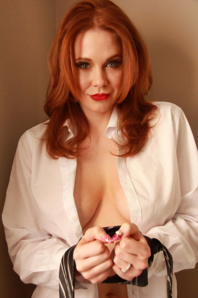 Maitland Ward Naked 088