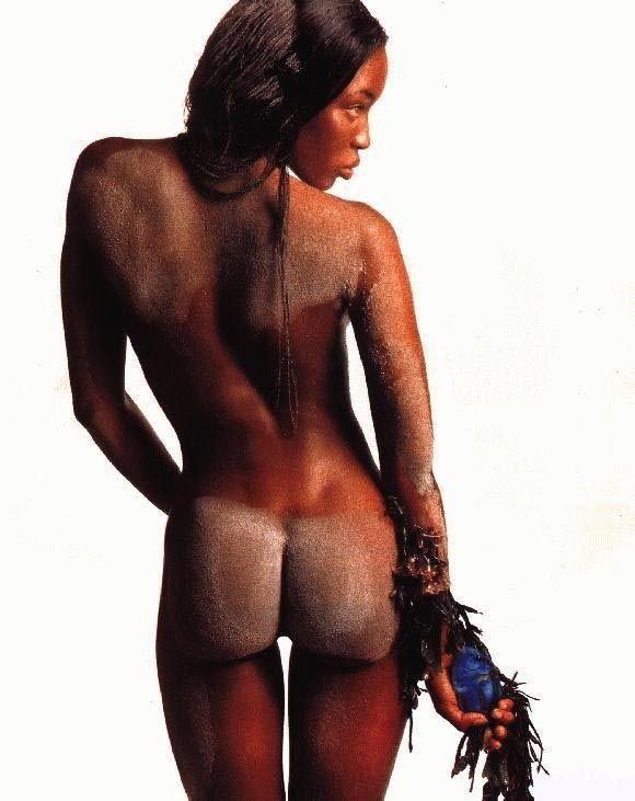 naomi cambell nude naked
