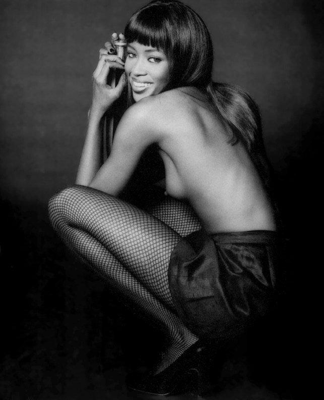 Naomi naked