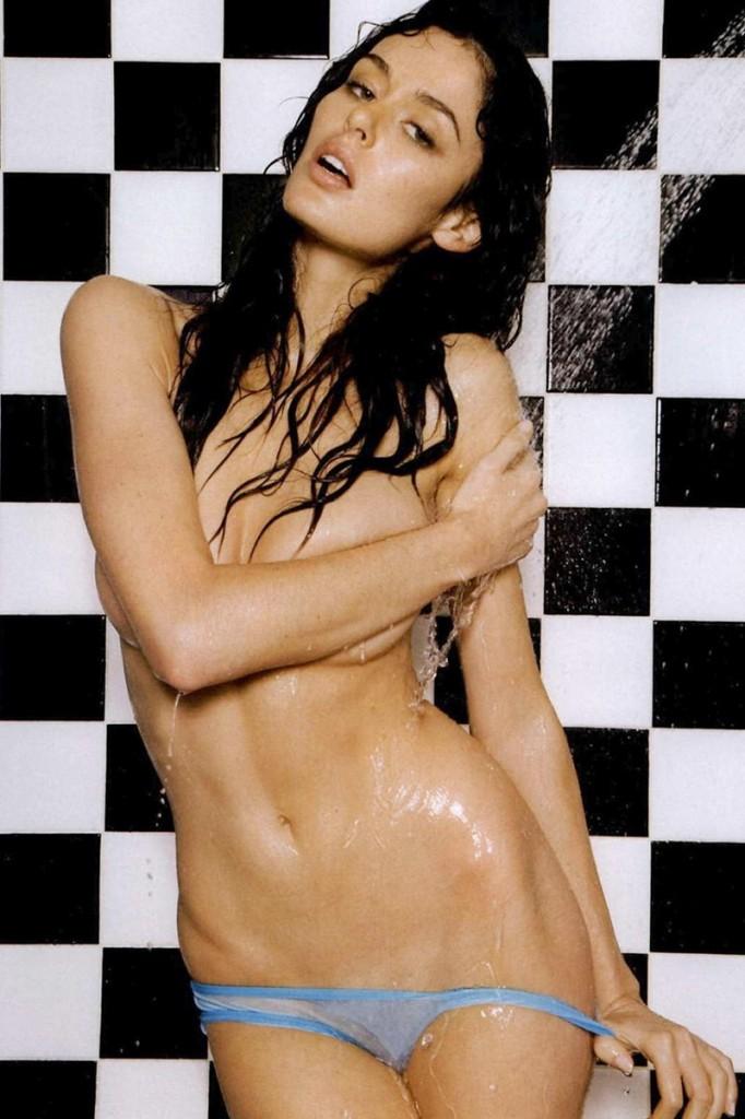 Nicole Trunfio Naked 05