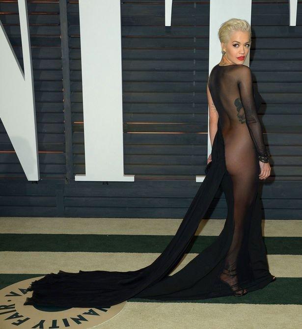 Naked Ass Rita 12