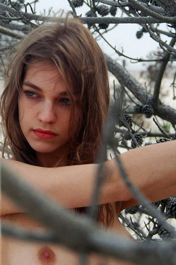Samantha Gradoville Topless (1 Photo)