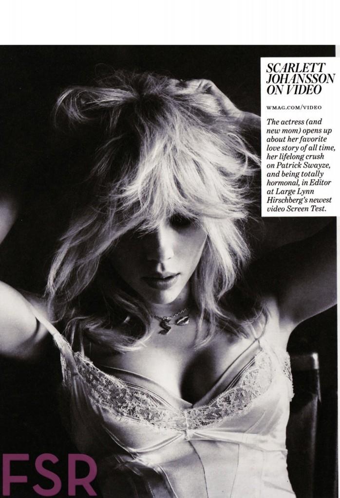 Scarlett Johansson in Lingerie 00