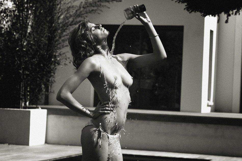 Alice Baton Topless 11