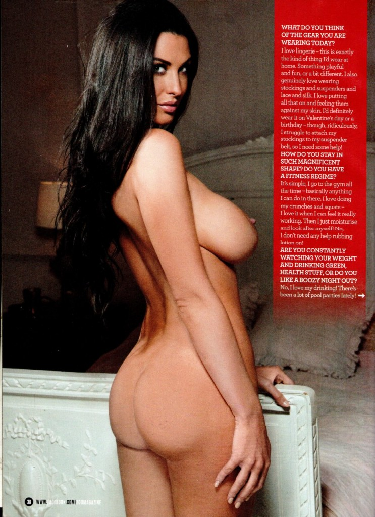 Alice Goodwin Naked 11