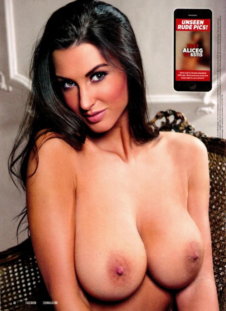 Alice Goodwin Naked (13 Photos)