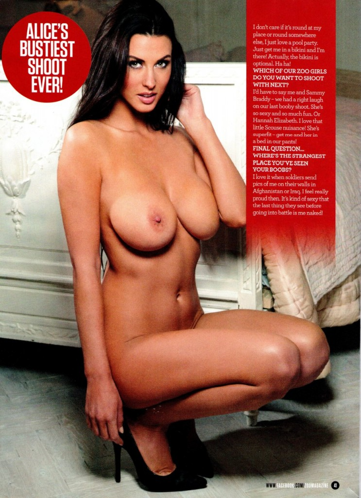 Alice Goodwin Naked 13