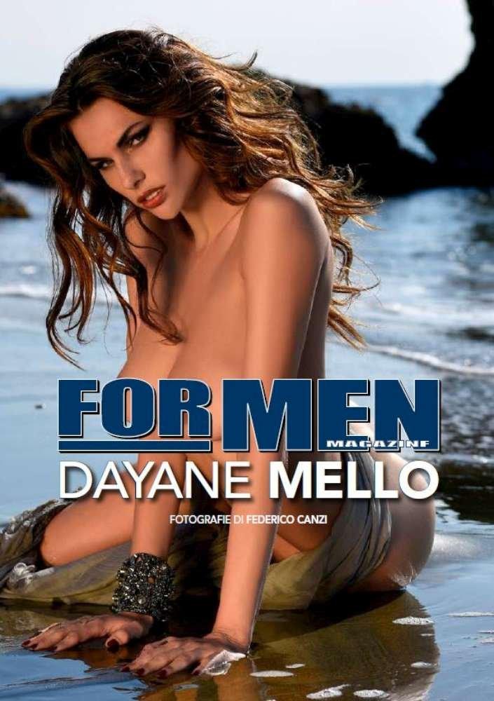 Dayane Mello Naked 02
