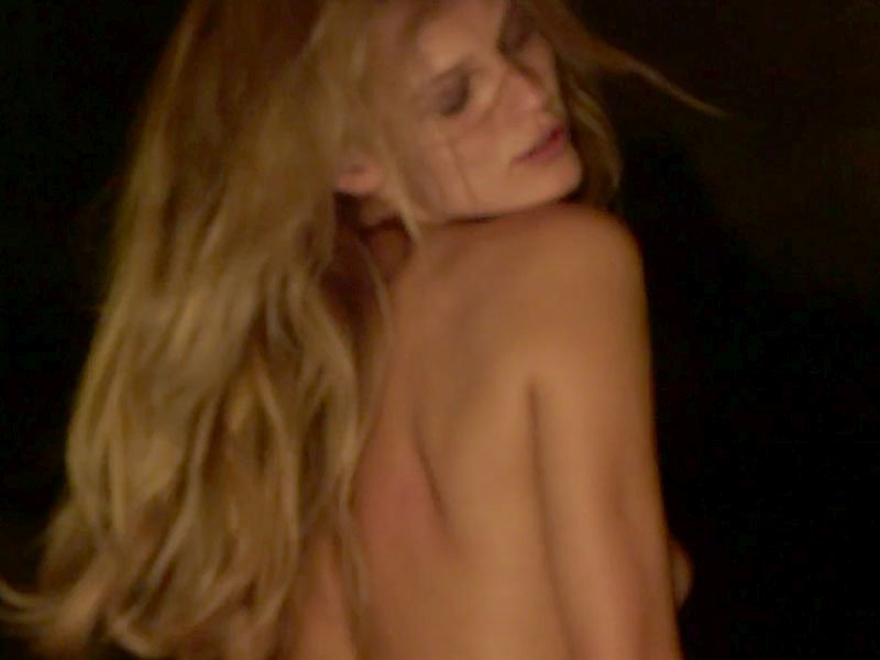 Edita Vilkeviciute Naked 06