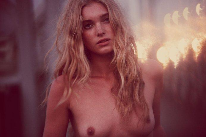 Elsa Hosk Naked 14
