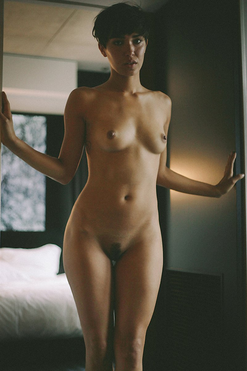 nude Kelly porter