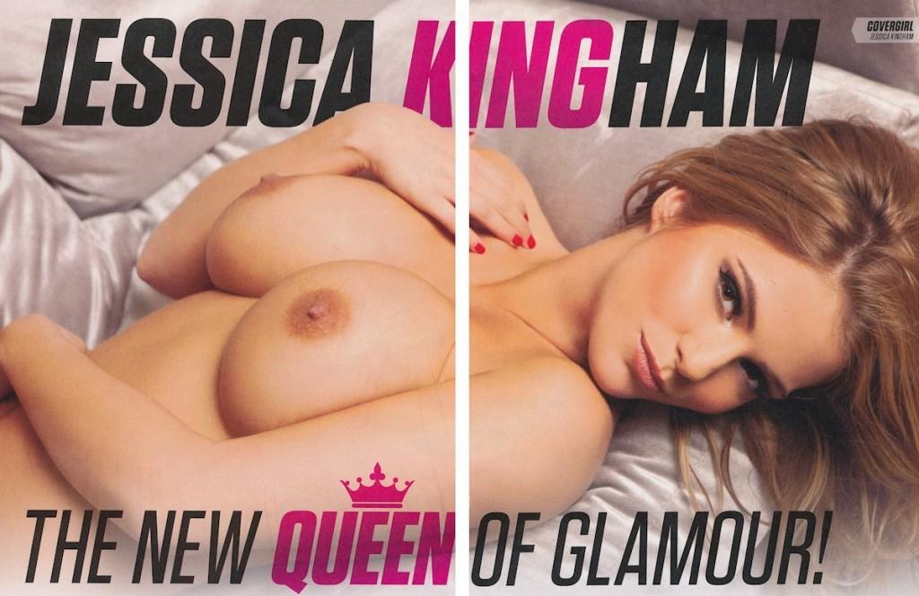Jess Kingham Naked (10 Photos)