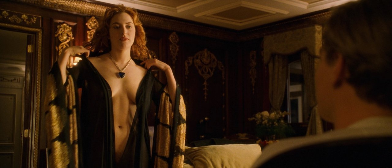 Kate Winslet Naked On Titanic 83