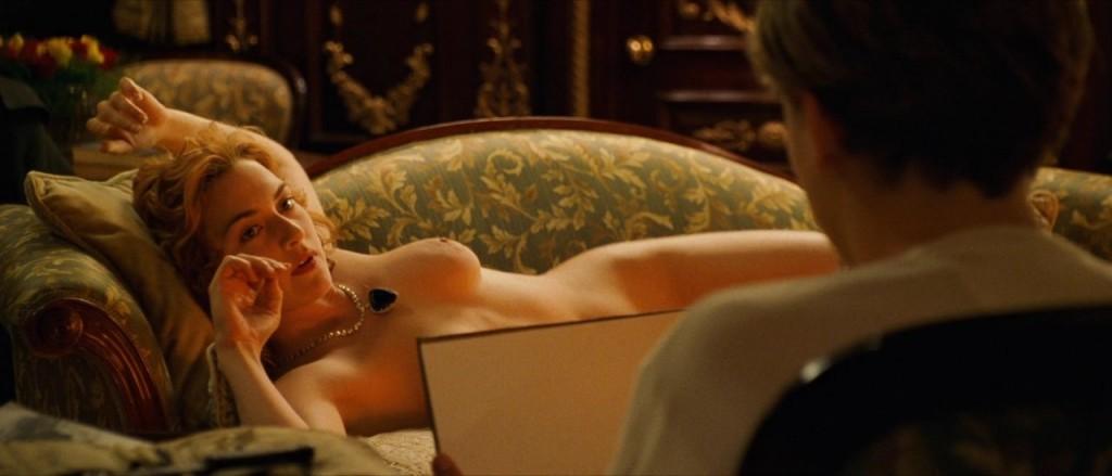 nude clip Titanic