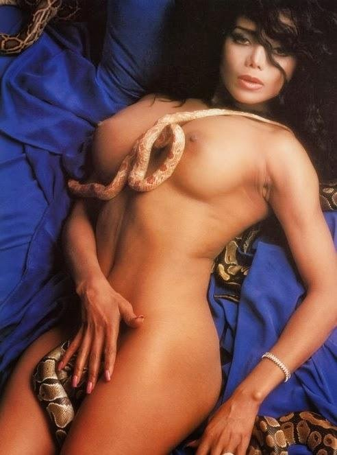 la toya jackson nude