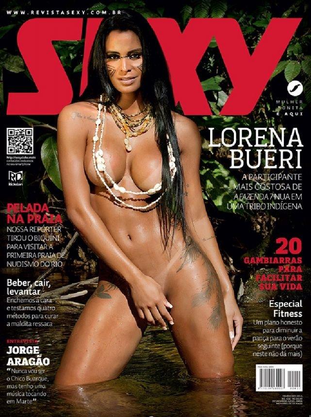 Lorena Bueri Naked (42 Photos)