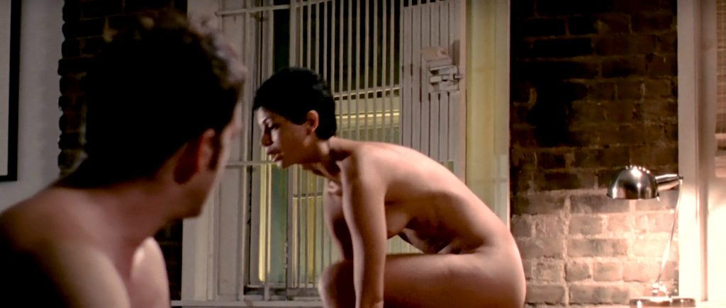 Morena Baccarin Naked – Death in Love (2008) HD 1080p