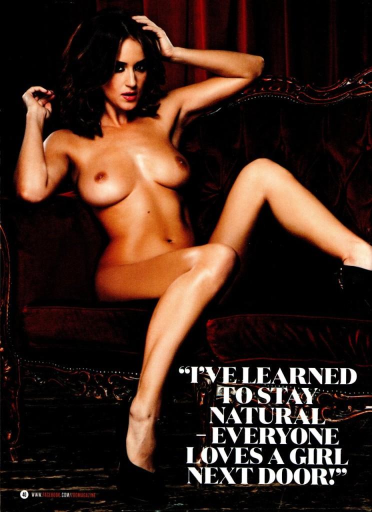 Rosie Jones Naked (15 Photos)