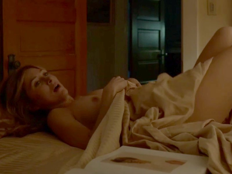 Sweet body Sasha alexander topless that