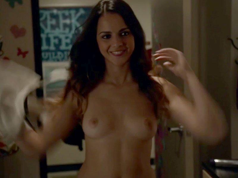 Shani Atias Topless (4 Photos + GIF & Video)