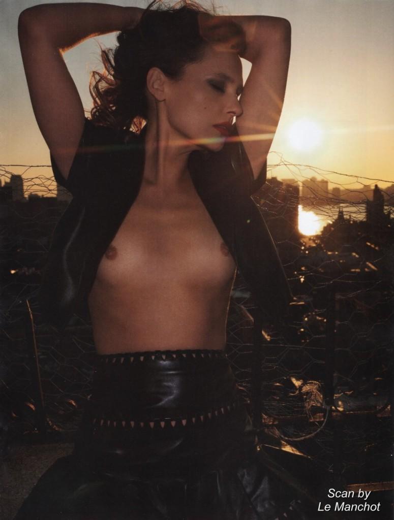 Virginie Ledoyen Topless 01