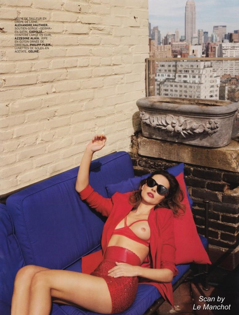 Virginie Ledoyen Topless 04