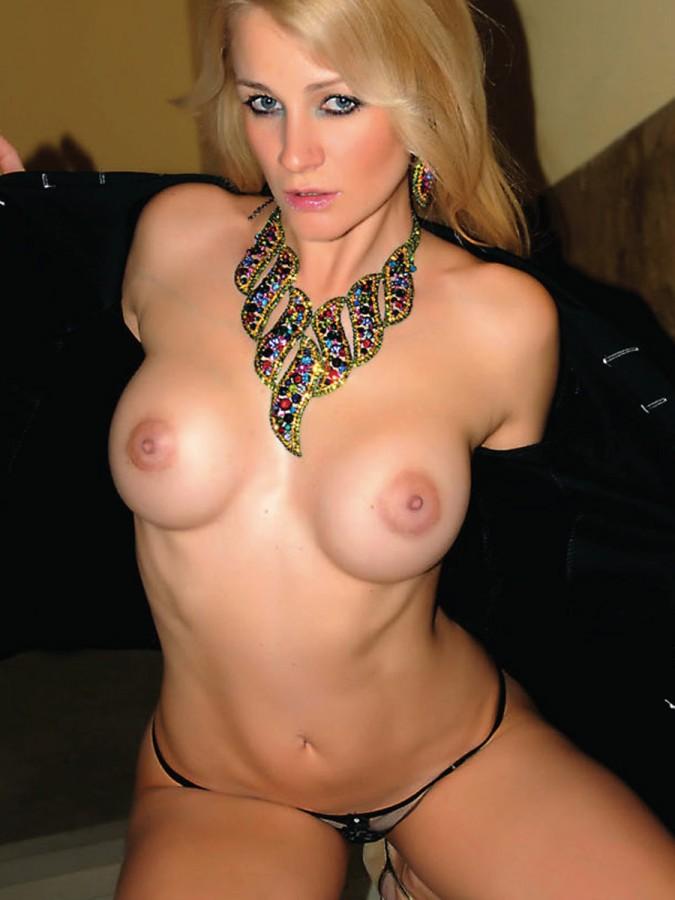 Anna Makarenko Naked (6 Photos)