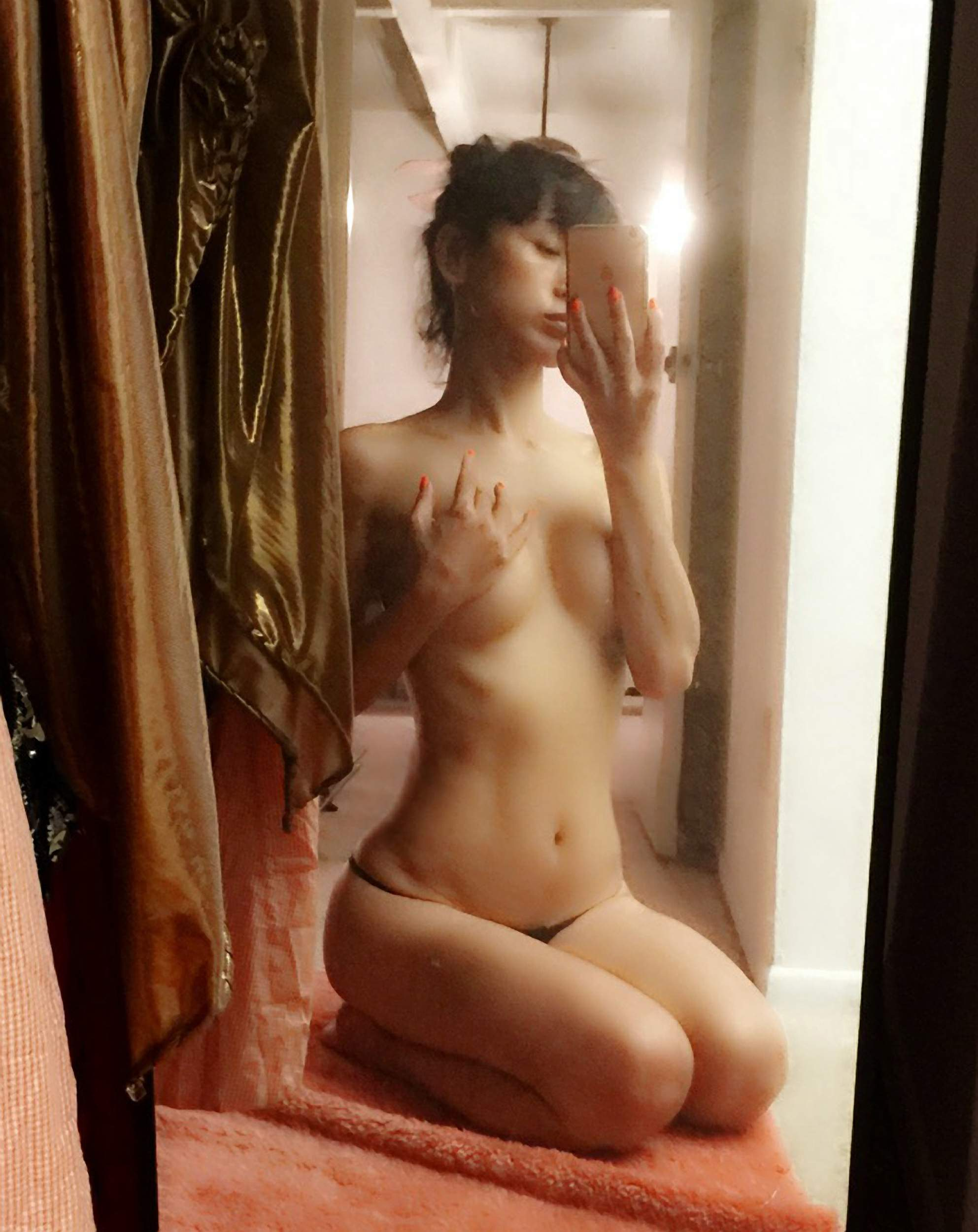 Sexy Asian Nude Models