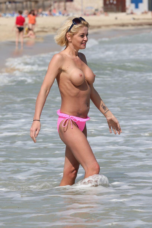 Danniella Westbrook Topless (3 New Photos)