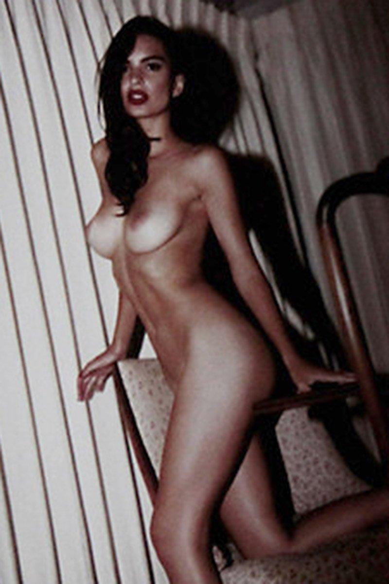 Emily Ratajkowski Nude Sex