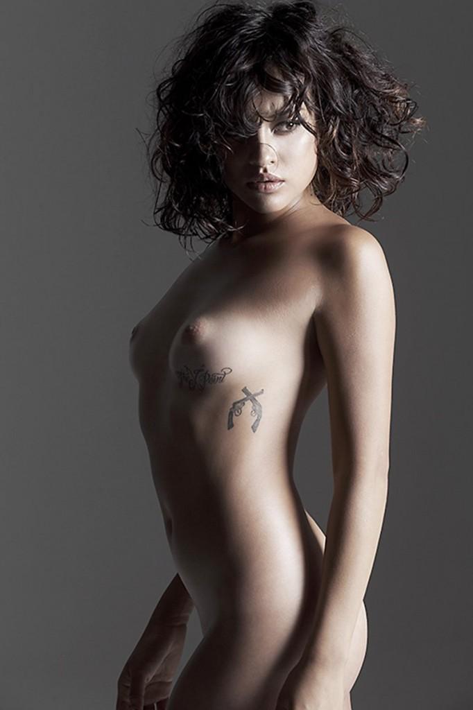 Rebecca pauline nude model advise you