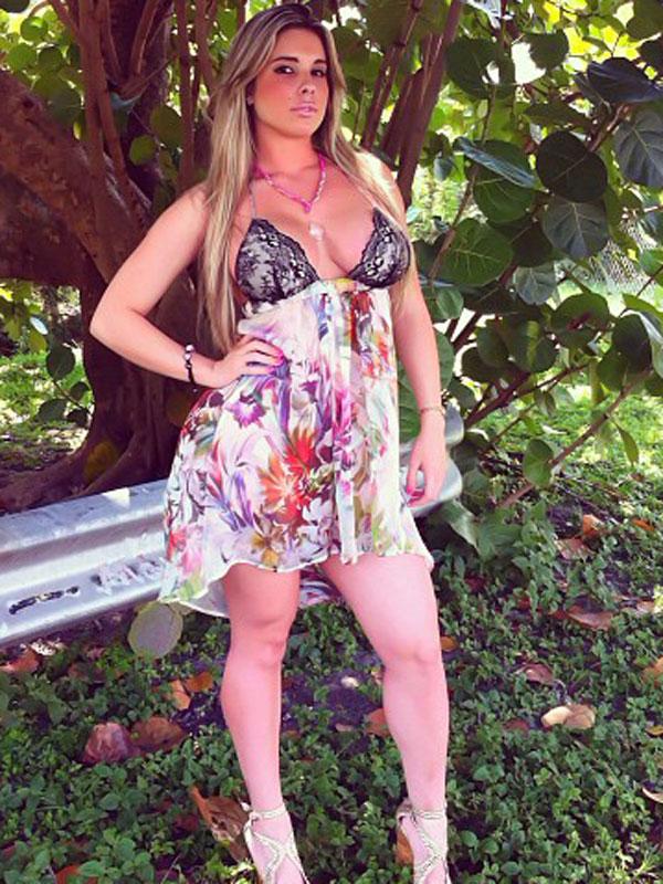 Kathy Ferreiro Sexy (16 Photos)
