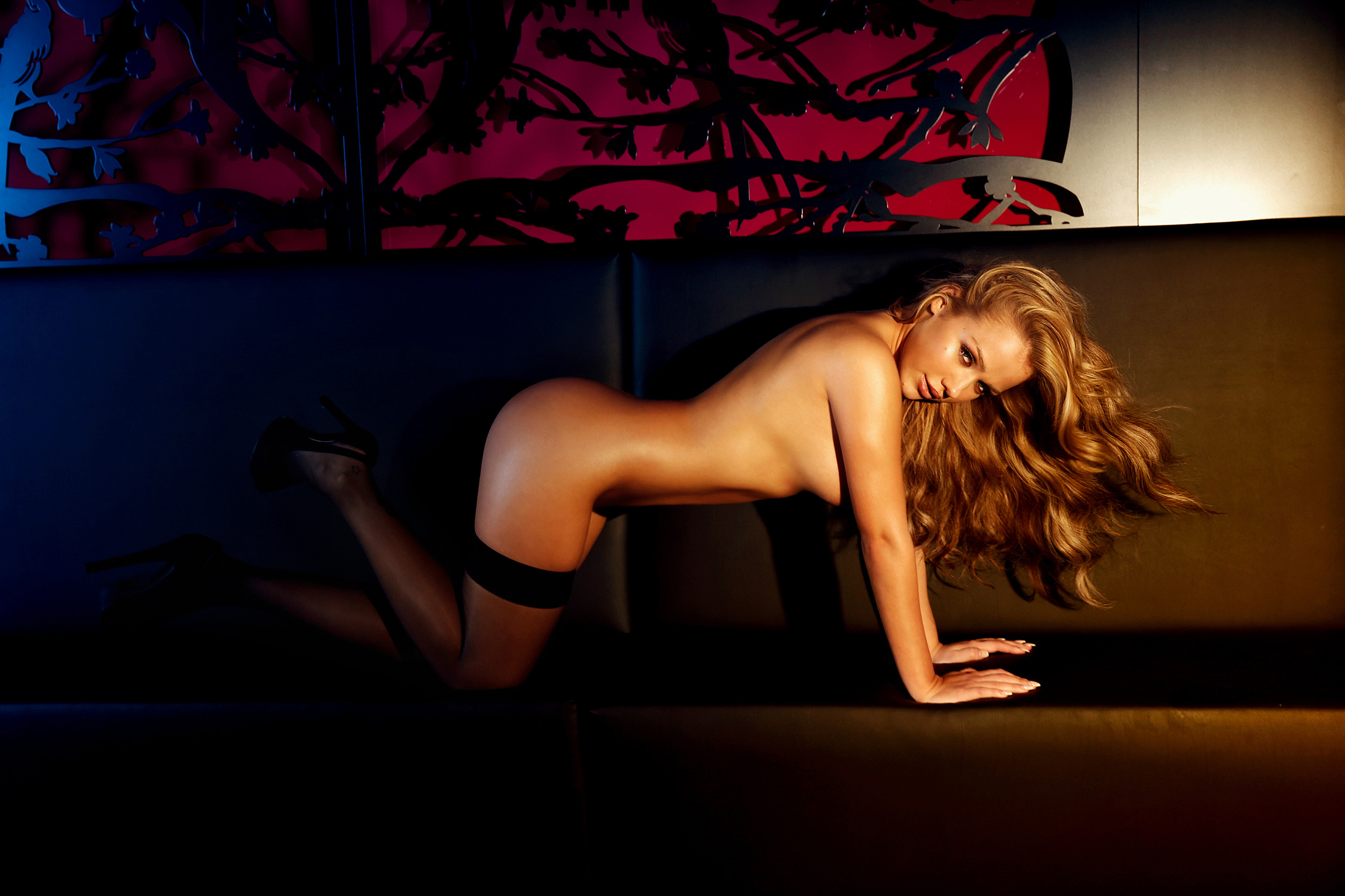 Kim Gloss Playboy