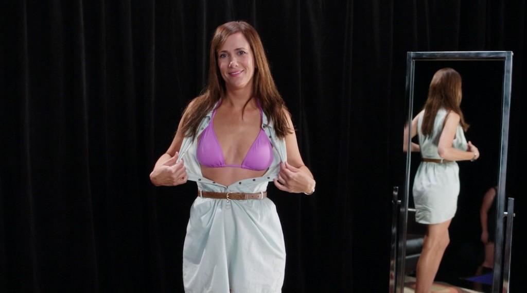 Kristen wiig face snl celebrity