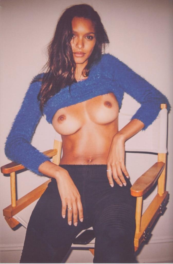 Lais Ribeiro Naked 09