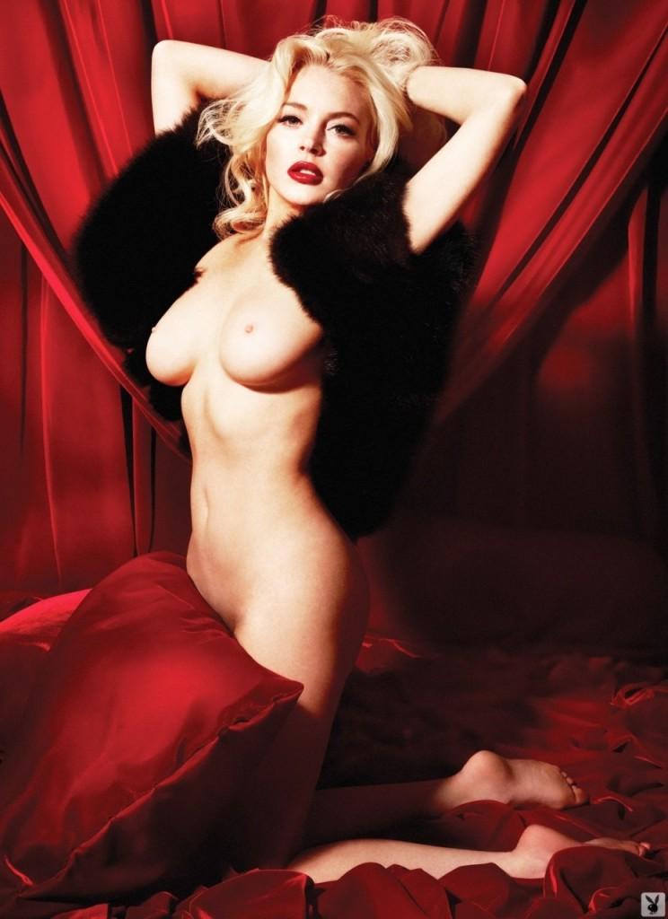 lindsay lohan sexy naked