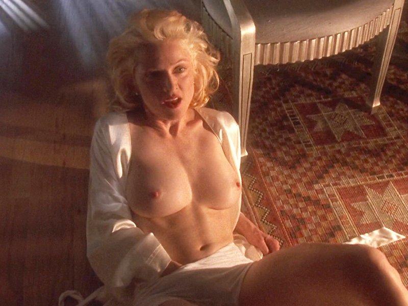Movies madonna nude