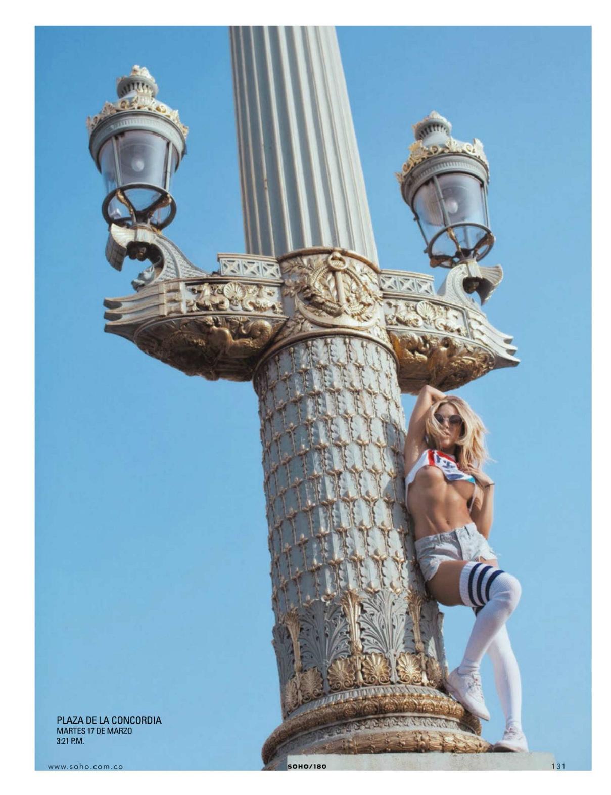 Natalia Paris Topless (13 Photos)