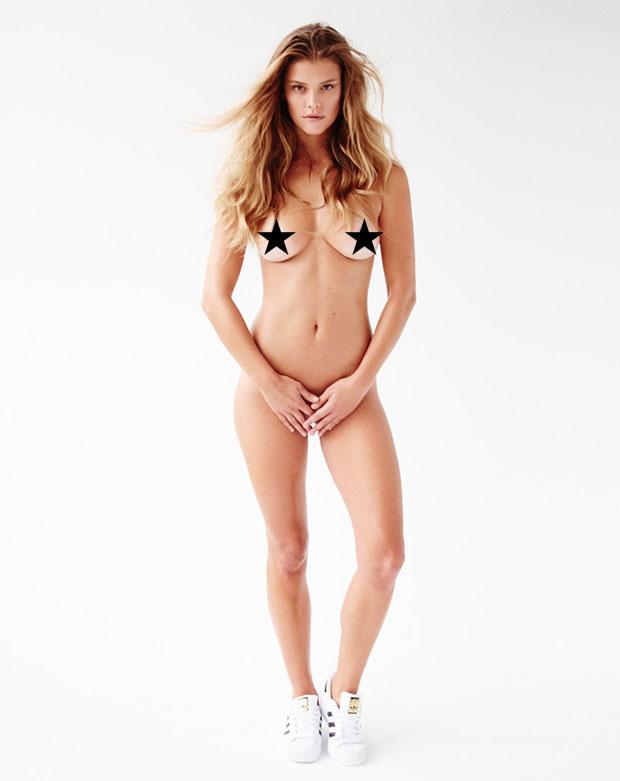 Nina Agdal Naked (9 Photos)