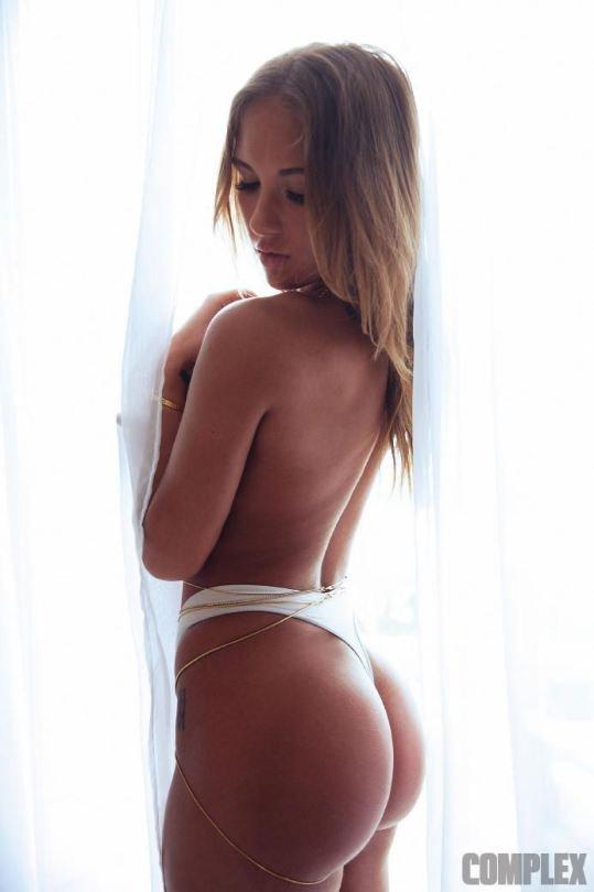 Niykee Heaton Topless (10 Photos)