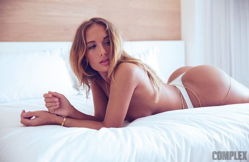 Niykee Heaton Topless 07