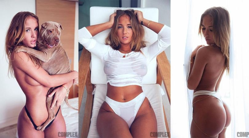 Niykee Heaton Topless 10
