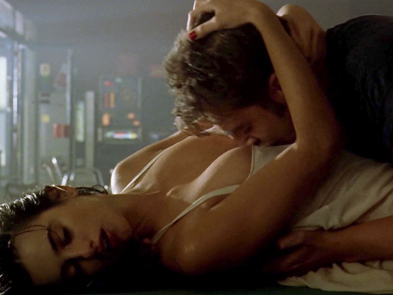 image Yvonne strahovski hot scene in manhattan night movie scandalplanetcom