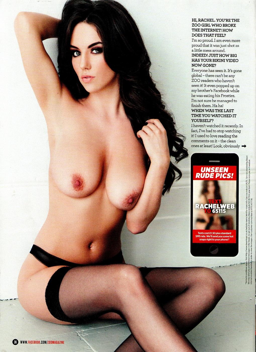 rachel williams nude