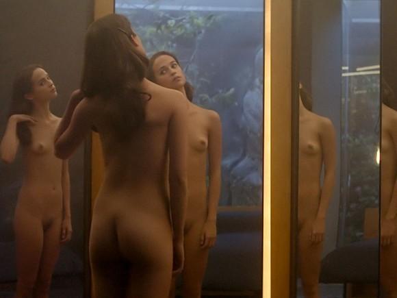 vikander nude