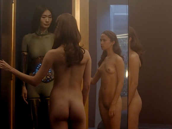 alicia vikander naked