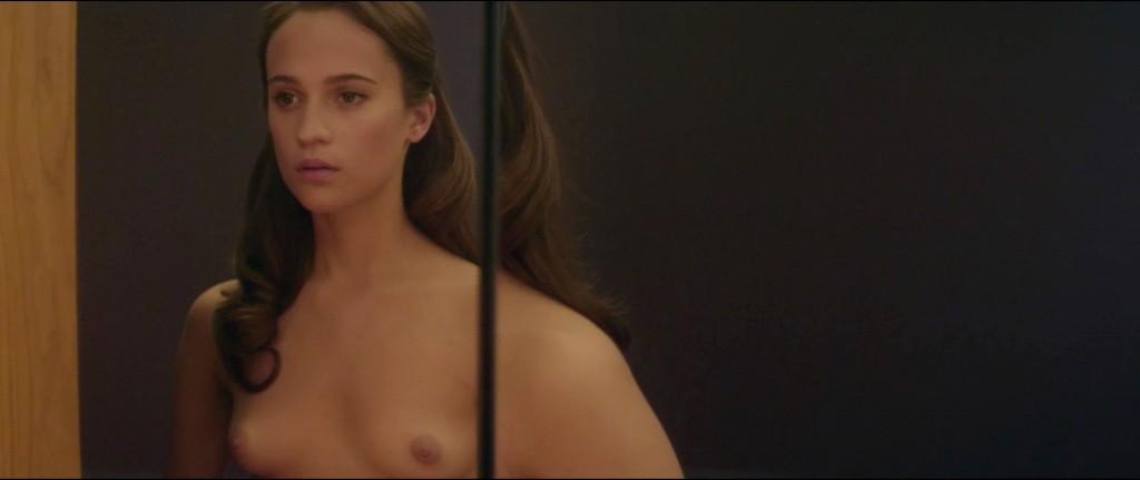 Alicia Vikander Nude 1