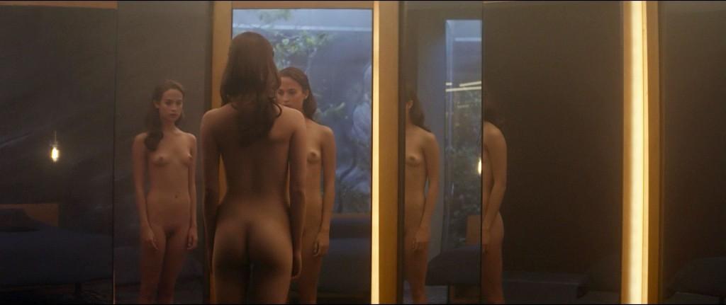 Alicia Vikander Nude 7
