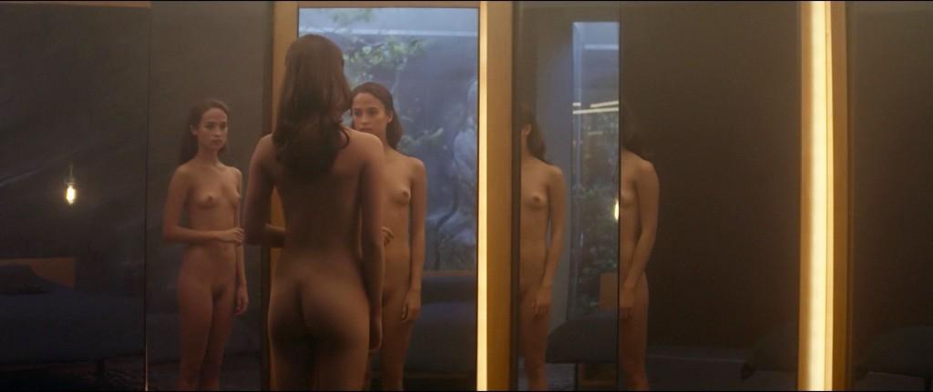 Alicia Vikander Nude 8