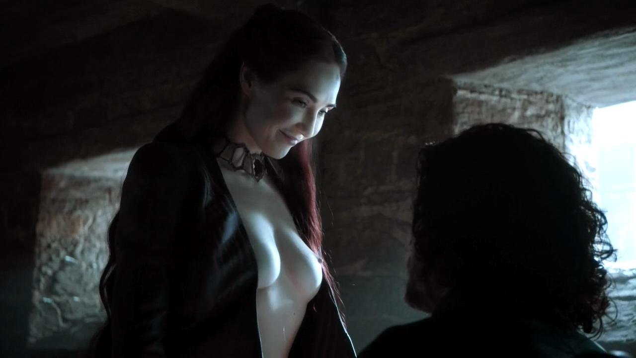 Annika Van Houten Porn - ... Carice-van-Houten-Topless-2 ...